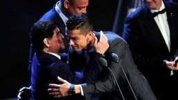 El futbol se rinde ante Diego Maradona por su muerte