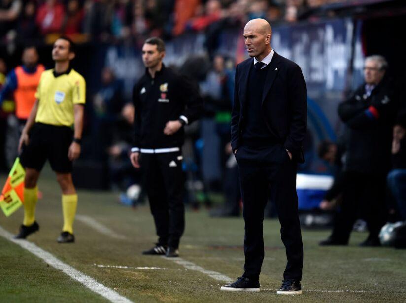 CA Osasuna v Real Madrid CF - La Liga