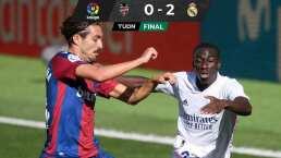 El Real Madrid es nuevo líder de LaLiga española