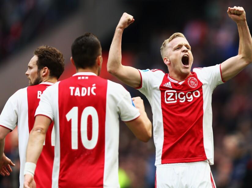 Ajax v Utrecht - Eredivisie