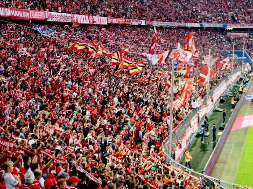 El empate 2-2 del Bayern ante el Hertha, en imágenes.