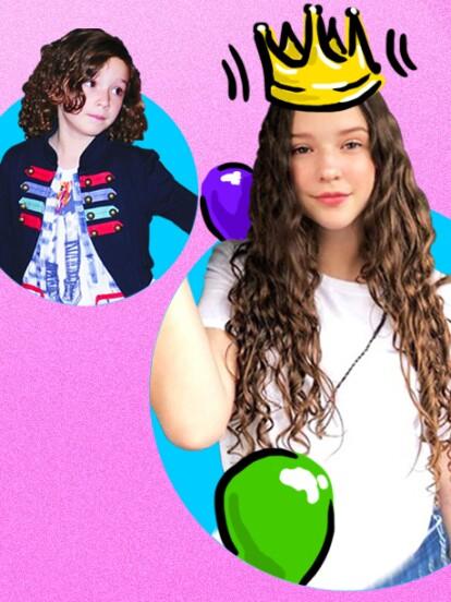 Mía, hija de Andrea Legarreta y Erik Rubín cumple 15 años este 22 de abril y aunque no pudo celebrar por el coronavirus, te mostramos cómo cambió de tierna niña a una guapa adolescente