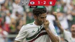 Futbol Retro   Cuando Vela se confirmó con México ante Corea del Sur