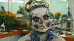 'Catrina Glam', la tendencia de Día de Muertos para las amantes del maquillaje