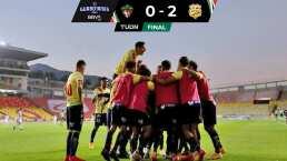 Morelia pega primero 0-2 ante Tlaxcala en los Cuartos de Final