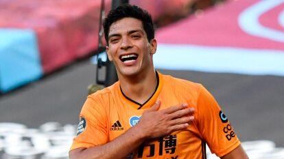 Raúl Jiménez y su regreso de ensueño   Así volvió el mexicano a la actividad de la Premier League tras la suspensión por coronavirus.