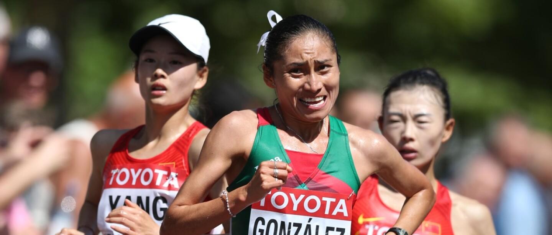 Lupita González podría ir a Tokyo 2020 si reducen su sanción por ...