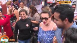 Laura Zapata escoge sus batallas y no participará en habladurías