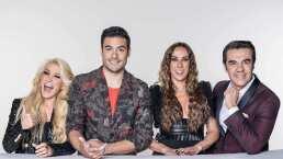 Así vivieron Yuri, Consuelo Duval, Carlos Rivera y Adrián Uribe la sesión de fotos de '¿Quién es la Máscara?'