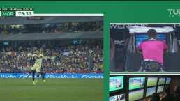 El VAR hace de las suyas y se anulan los goles de Morelia y América