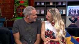 DGeneraciones: Arath de la Torre confiesa que Michelle Vieth besa 'muy bonito'