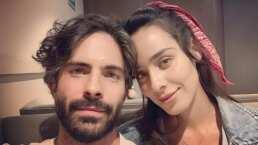 Con tremendo besote, Esmeralda Pimentel y Osvaldo Benavides confirman que sí son novios