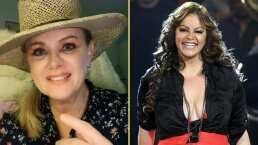 """La señora está rifando"": Erika Buenfil se echa un palomazo con tema de Jenni Rivera"