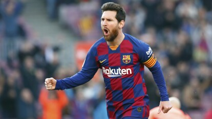 Barcelona llegó a 55 puntos, mientras que Eibar se quedó con 24.