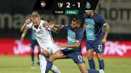¡Gol de Tecatito! Corona anotó pero Porto perdió
