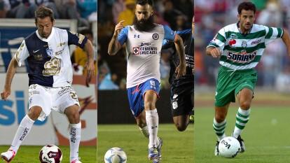 Con la llegada de Vincent Janssen al fútbol nacional recordamos a algunos jugadores europeos que han militado en el balompié mexicano.