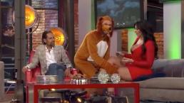 El Perro Guarumo le explica a Cecilia Galliano por qué los perritos se frotan