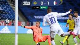 Mbappé le dio a Francia el triunfo frente a Suecia