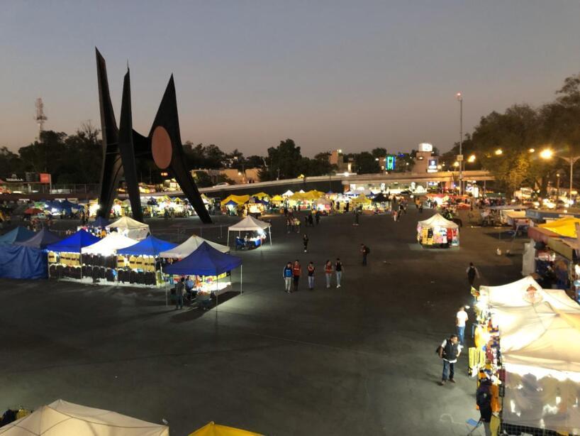 Aficionados de las Águilas del América están listos para recibir la 'Fiesta Grande' del futbol mexicano.