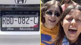 Tessa Ia y Greta Cervantes muestran su pasión por RBD de la forma más original