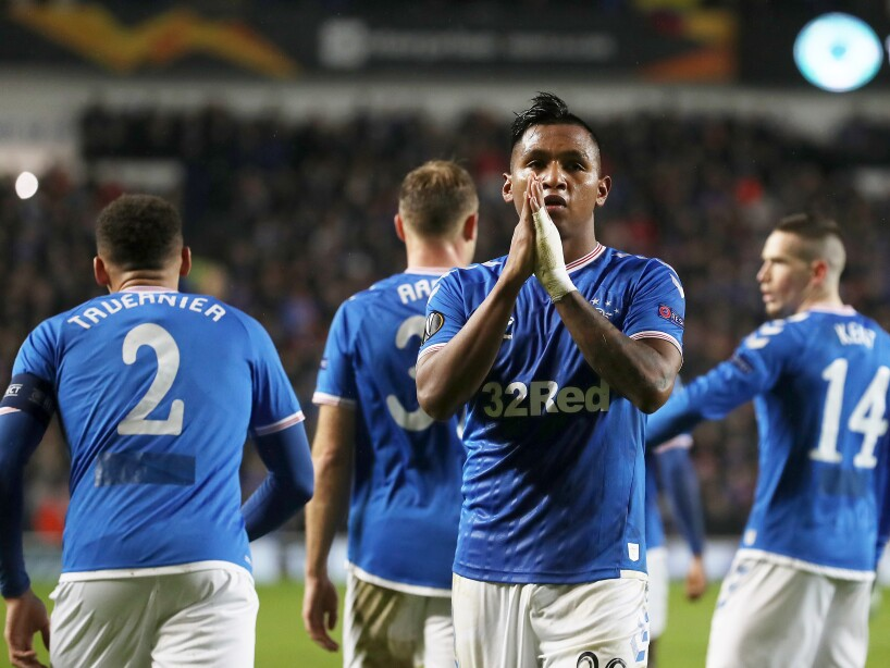 Rangers FC v BSC Young Boys: Group G - UEFA Europa League
