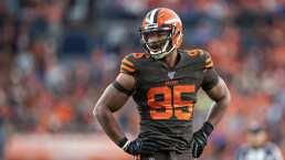 NFL levanta castigo a Myles Garrett