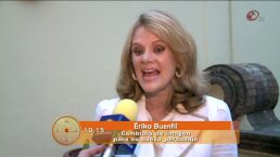 Erika Buenfil regresa a las telenovelas con La gata