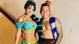 Edwin Luna quiere llevar a Kim Flores a 'Un Mundo Ideal' disfrazados de Aladdín y Jasmín
