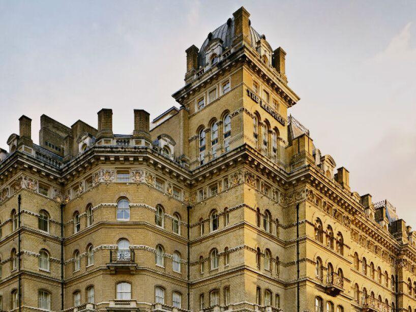 4. Grand Hotel Langham: Una institución con cinco espectros en Londres. ¿Te atreves a quedarte en él?