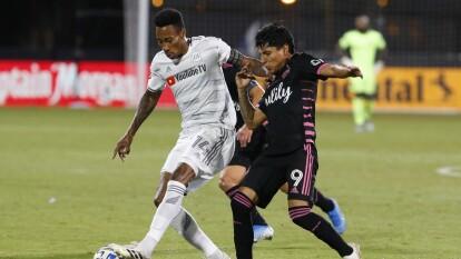 LAFC muestra el futbol al que nos tiene acostumbrados y golean al Seattle Sounders en los octavos de final de la MLS is Back.