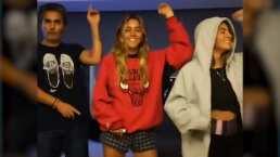Este es el video de Raúl Araiza bailando con sus hijas, que provocó su 'enojo'