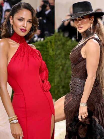 Con el tema 'In America: A Lexicon of Fashion', con el cual se busca rendir homenaje al 75 aniversario del Costume Institute, la MET Gala tuvo un glamuroso regresó a Nueva York, luego de que el evento de 2020 tuviera que ser cancelado por la pandemia de Covid-19. ¡Mira los looks más impactantes de la alfombra roja!