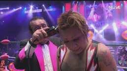 CMLL Retro | ¿Recuerdas como perdió la cabellera la Seductora?