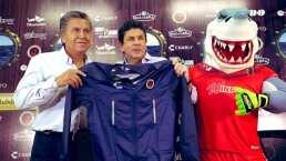 Presentan a Raúl Arias como vicepresidente del Veracruz
