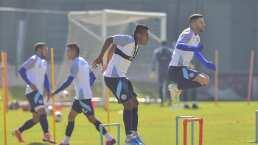 Cruz Azul recupera lesionados y a un jugador ofensivo