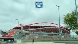 ¡Tiempos de Champions League! Así se preparan en Lisboa