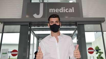 ¡Álvaro Morata regresa a la Juve!