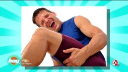 Que no te agarre por sorpresa el calambre muscular