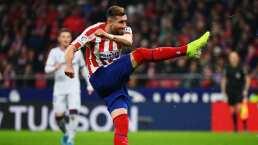 Héctor Herrera se rompe y se perderá el juego contra el Barcelona