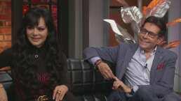 Frente a Pepillo Origel, Maribel Guardia recuerda cuando él dio una controversial nota sobre Joan Sebastian