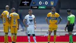 Resumen | Pumas empata 0-0 con Tigres con dos goles anulados