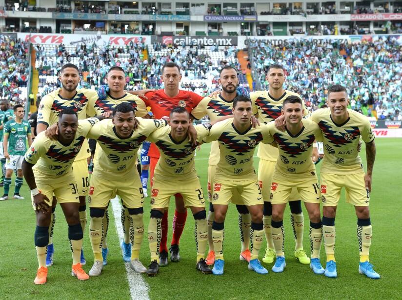 Para la jornada dos del Apertura 2019, Marchesín vio actividad ante León y mantuvo su arco en cero.