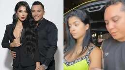 Kimberly Flores le dice a Edwin que esta embarazada con un tiktok ¿será real?