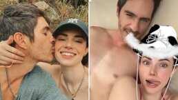 A Mauricio Ochmann no le importa el qué dirán, él sigue presumiendo su amor con Paulina Burrola