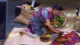 Celia Florián lleva la magia de la cocina oaxaqueña a Familias Frente al Fuego