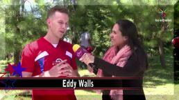 ENTREVISTA: ¡Eddy Walls hace cosas terribles con tal de ganar un partido!