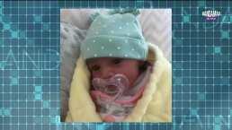 Julión Álvarez anunció el nacimiento de su segunda hija, María Julia