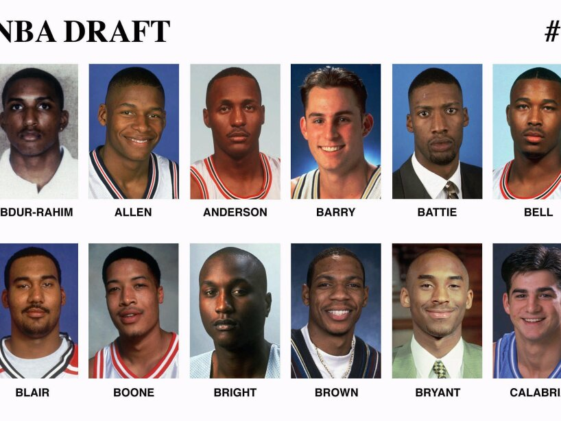 ABDUR-RAHIM ALLEN ANDERSON BARRY BATTIE BELL BLAIR BOONE BRIGHT BROWN BRYANT CALABRIA