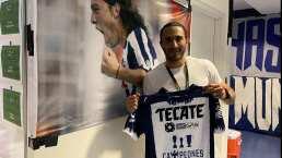 Rayados saca playera conmemorativa y recuerda a De Nigris