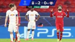 Salah y Mané acaban con Leipzig; Liverpool está en octavos